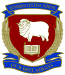 Dunedoo Central School logo